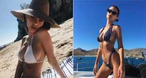 Best Instagram Photos of Emily Ratajkowski in Bikini