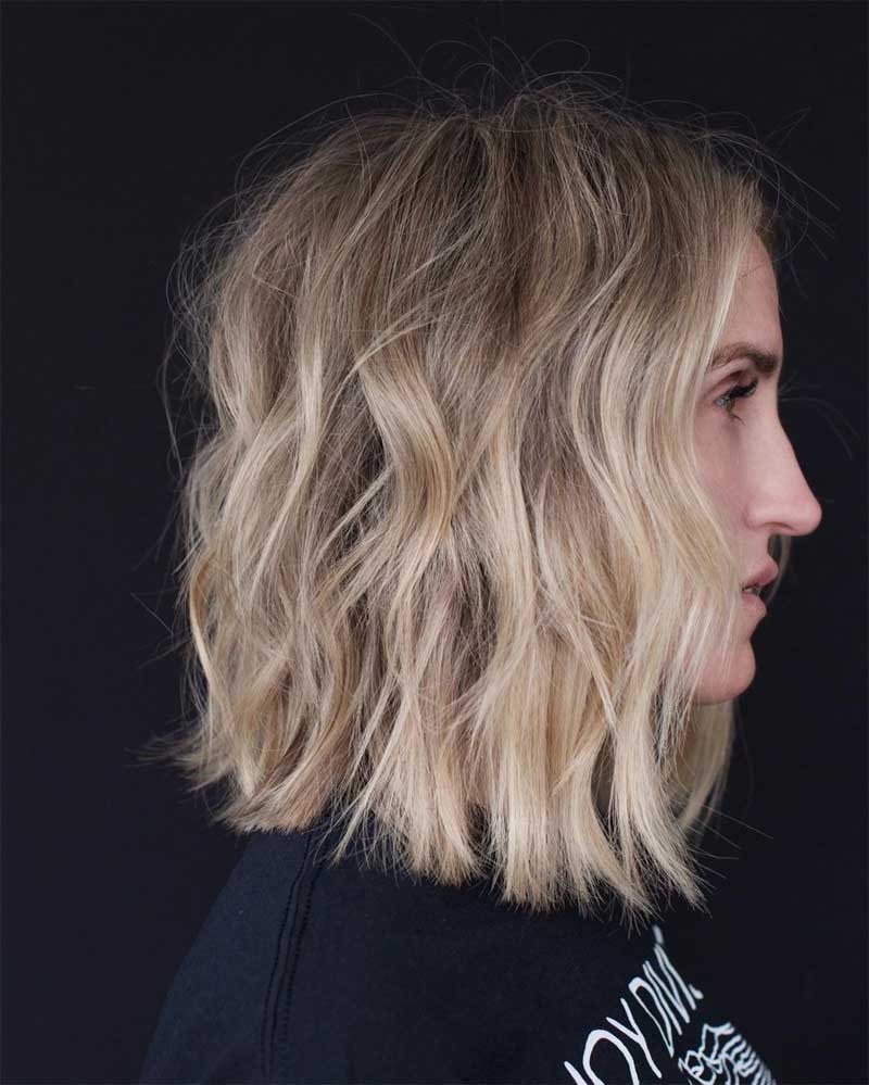 Baby Blonde Ombre Hair