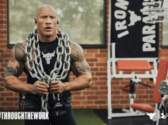 Dwayne 'The Rock' Johnson suffers face injury during workout