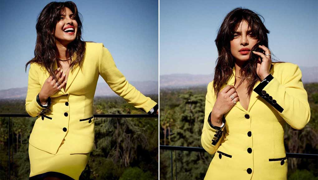 Priyanka Chopra was told by a film-maker to have her proportions fixed