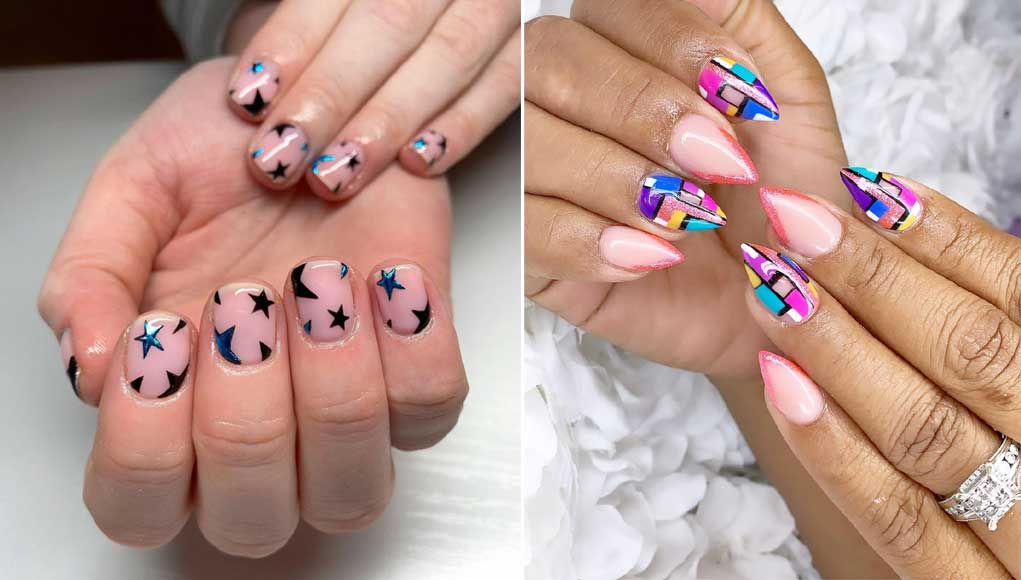 10 Cute Short Nail Design Ideas